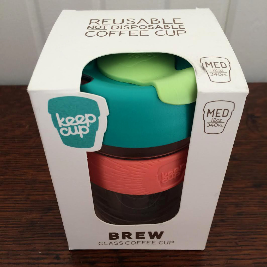 Keepcup Brew 12 Oz St Joseph Island Coffee Roasters