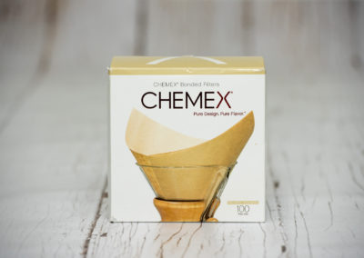 Filters for Chemex