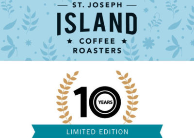 Limited Edition 10 YEAR ANNIVERSARY Roast